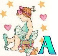 ALPHABET BALLERINE
